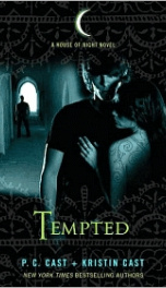 Tempted (House of Night Series #6)_cover