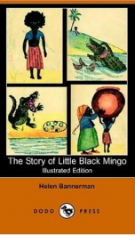 The Story of Little Black Mingo_cover