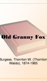 Old Granny Fox_cover
