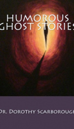 Humorous Ghost Stories_cover