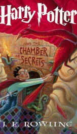 Harry Potter and the Chamber of Secrets_cover