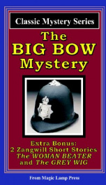 The Big Bow Mystery_cover