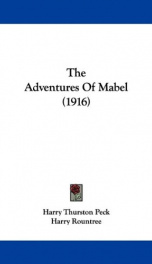 the adventures of mabel_cover