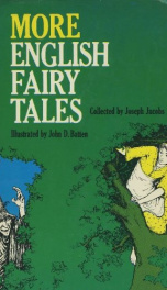 More English Fairy Tales_cover