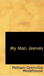 My Man Jeeves_cover