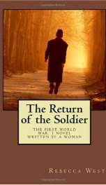 the return of the soldier_cover