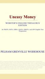 Uneasy Money_cover