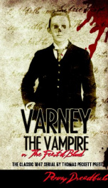 Varney the Vampire_cover