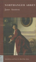 Northanger Abbey_cover
