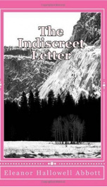 The Indiscreet Letter_cover