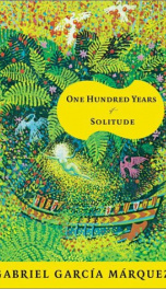 One Hundred Years of Solitude_cover