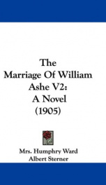The Marriage of William Ashe_cover