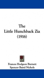 The Little Hunchback Zia_cover