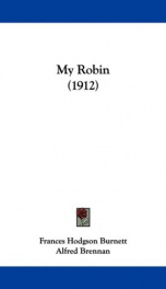My Robin_cover