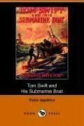 Tom Swift and His Submarine Boat, or, under the Ocean for Sunken Treasure_cover