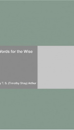 Words for the Wise_cover