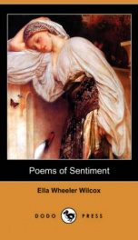 Poems of Sentiment_cover