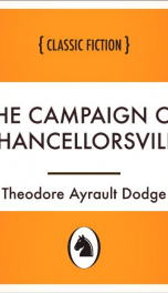 The Campaign of Chancellorsville_cover