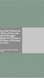 King Olaf's Kinsman_cover