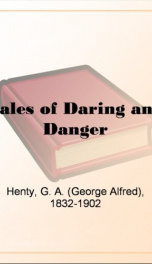 Tales of Daring and Danger_cover
