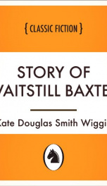 Story of Waitstill Baxter_cover