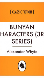 Bunyan Characters (3rd Series)_cover