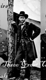 Memoirs of the Union's Three Great Civil War Generals_cover