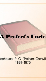A Prefect's Uncle_cover