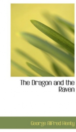 The Dragon and the Raven_cover