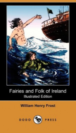 Fairies and Folk of Ireland_cover