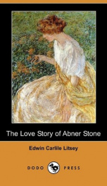 The Love Story of Abner Stone_cover