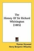 The History of Sir Richard Whittington_cover