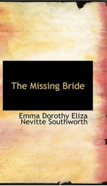 The Missing Bride_cover