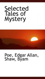 selected tales of mystery_cover