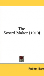 The Sword Maker_cover