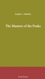 The Masters of the Peaks_cover