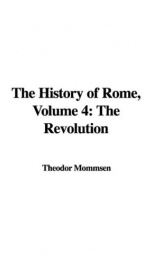 the history of rome volume 4_cover