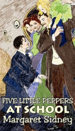 Five Little Peppers at School_cover