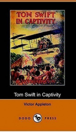 Tom Swift in Captivity, or a Daring Escape By Airship_cover