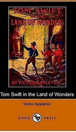 Tom Swift in the Land of Wonders, or, the Underground Search for the Idol of Gold_cover