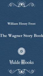 The Wagner Story Book_cover