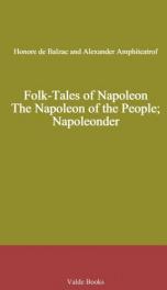 Folk-Tales of Napoleon_cover