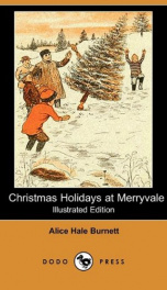 Christmas Holidays at Merryvale_cover