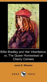 Billie Bradley and Her Inheritance_cover