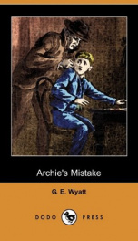 Archie's Mistake_cover