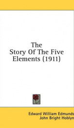 the story of the five elements_cover