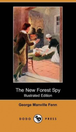 The New Forest Spy_cover