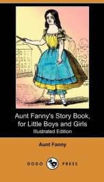 Aunt Fanny's Story-Book for Little Boys and Girls_cover