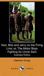 Ned, Bob and Jerry on the Firing Line_cover