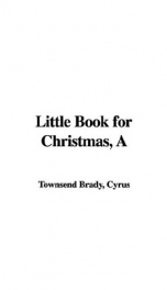 A Little Book for Christmas_cover